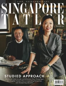 Singapore Tatler – December 2019