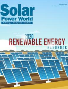 Solar Power World – December 2019