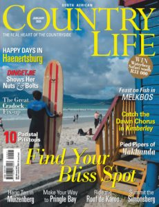 South African Country Life – January 2020