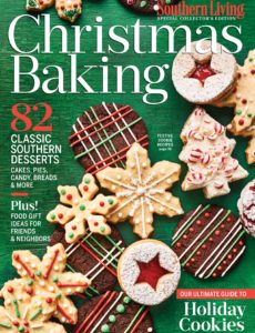 Southern Living Christmas Baking (2019)