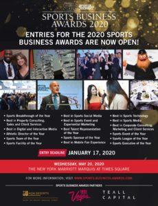 SportsBusiness Journal – 09 December 2019