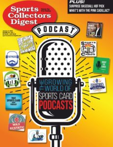 Sports Collectors Digest – January 03, 2020