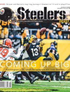 Steelers Digest – December 14, 2019