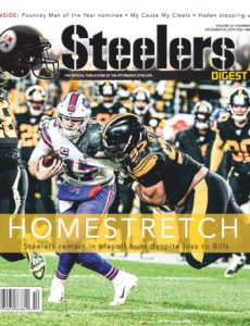 Steelers Digest – December 28, 2019
