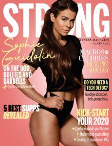 Strong Fitness Magazine Australia – December 2019 – January 2020