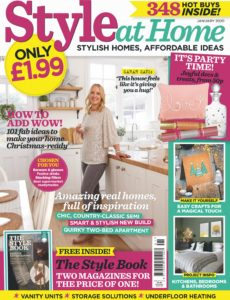 Style at Home UK – January 2020