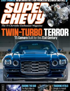Super Chevy – February 2020