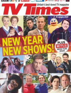 TV Times – 04 January 2020