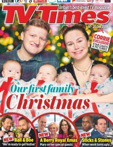 TV Times – 14 December 2019