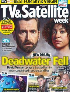 TV & Satellite Week – 04 January 2020