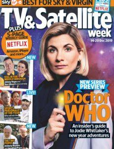 TV & Satellite Week – 14 December 2019