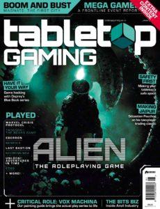 Tabletop Gaming – January 2020