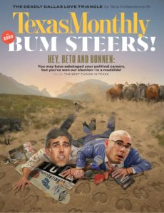 Texas Monthly – January 2020