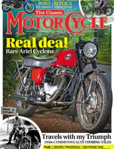 The Classic MotorCycle – January 2020