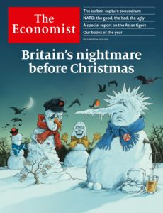The Economist Continental Europe Edition – December 07, 2019