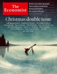 The Economist Continental Europe Edition – December 21, 2019