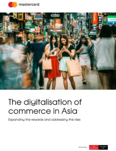 The Economist (Intelligence Unit) – The digitalisation of commerce in Asia (2019)