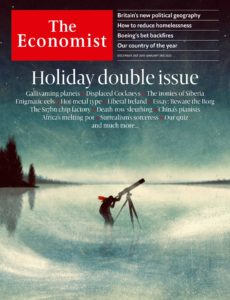 The Economist Latin America – 21 December 2019