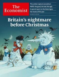 The Economist UK Edition – December 07, 2019