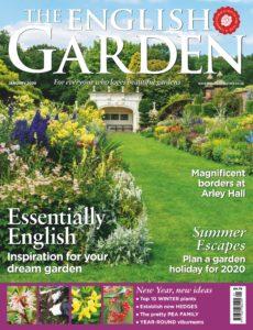 The English Garden – January 2020