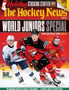 The Hockey News – December 09, 2019