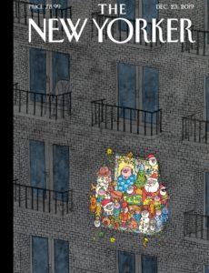 The New Yorker – December 23, 2019