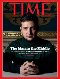 Time International Edition – December 16, 2019