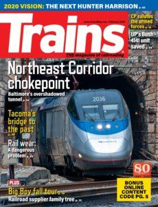 Trains – February 2020