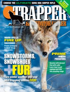 Trapper & Predator Caller – January 2020