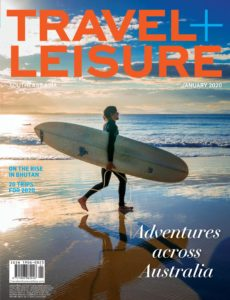 Travel+Leisure Southeast Asia – January 2020