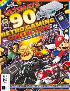 Ultimate 90s Retro Gaming Collection – First Edition 2019