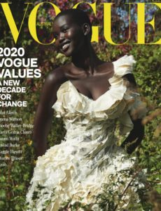 Vogue Australia – January 2020