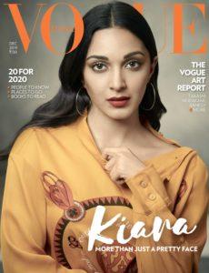 Vogue India – December 2019