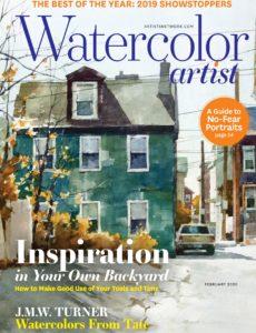 Watercolor Artist – February 2020