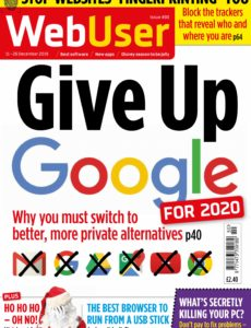 WebUser – Issue 490,11 December 2019