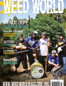 Weed World – Issue 143 – October 2019