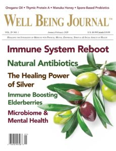 Well Being Journal – January-February 2020