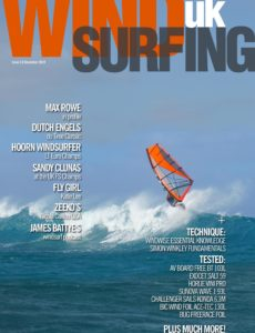 Windsurfing UK – Issue 13 – December 2019