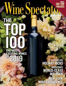 Wine Spectator – December 31, 2019