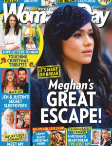 Woman's Day New Zealand – December 16, 2019