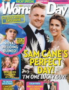 Woman's Day New Zealand – December 30, 2019