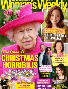 Woman's Weekly New Zealand – December 16, 2019