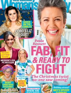 Woman's Weekly New Zealand – December 23, 2019