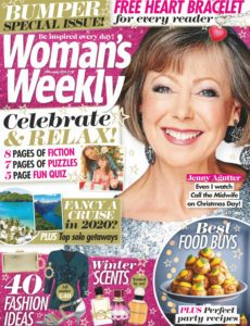 Woman's Weekly UK – 24 December 2019