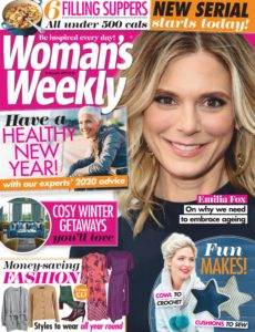 Woman's Weekly UK – 31 December 2019
