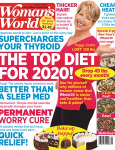 Woman's World USA – January 06, 2020