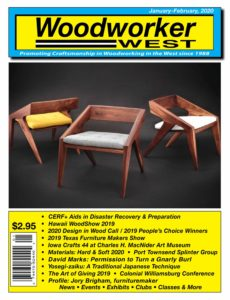 Woodworker West – January-February 2020