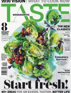 Woolworths Taste – January-Feberuary 2020