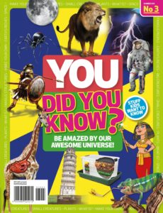 You Did you know – Issue 3 – Summer 2019