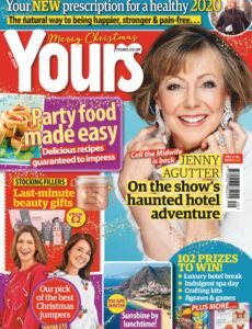 Yours UK – 08 December 2019